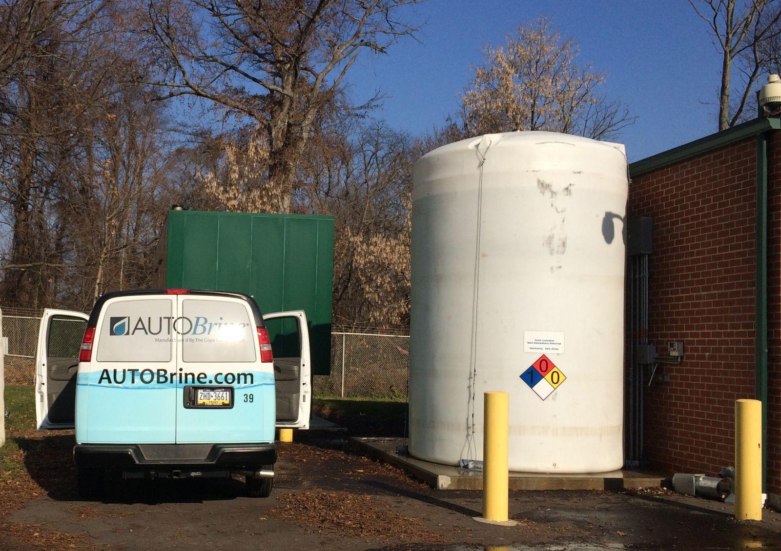 liquid brine equipment