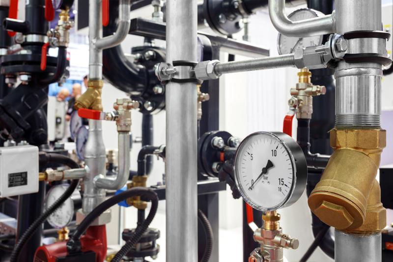 brine system for mechanical